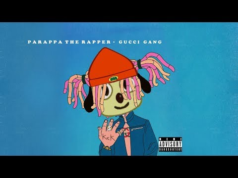 Parappa The Rapper - Gucci Gang