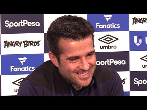Marco Silva Full Pre-Match Press Conference - Liverpool v Everton - Merseyside Derby