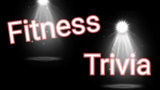 Fitness Trivia! - Brain Break/PE activity