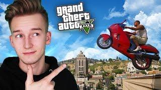 GTA V - STUNT CHALLENGE 6!