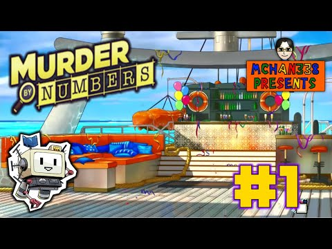 Let's Play! - Murder By Numbers [SCOUT's Honor] Part 1: New Lead on Frank |