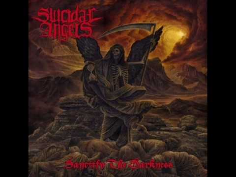 Suicidal Angels - Mourning Of The Cursed - Sanctify the Darkness [2009]