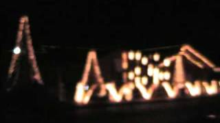 Tinsel Town 2010 Computerized Christmas lights display Hurricane Utah AMAZING! YouTube Videos