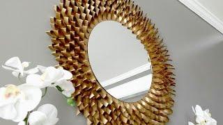 Espejo de Papel | Cardboard paper Mirror