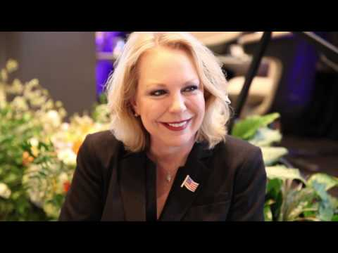 Mary Jean Eisenhower talks about being the granddaughter of President Dwight D. Eisenhower