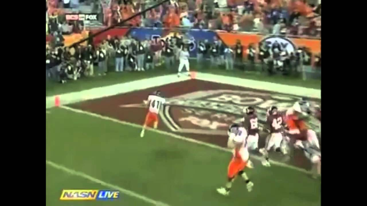 College Football's Greatest Games/Finishes of All-Time