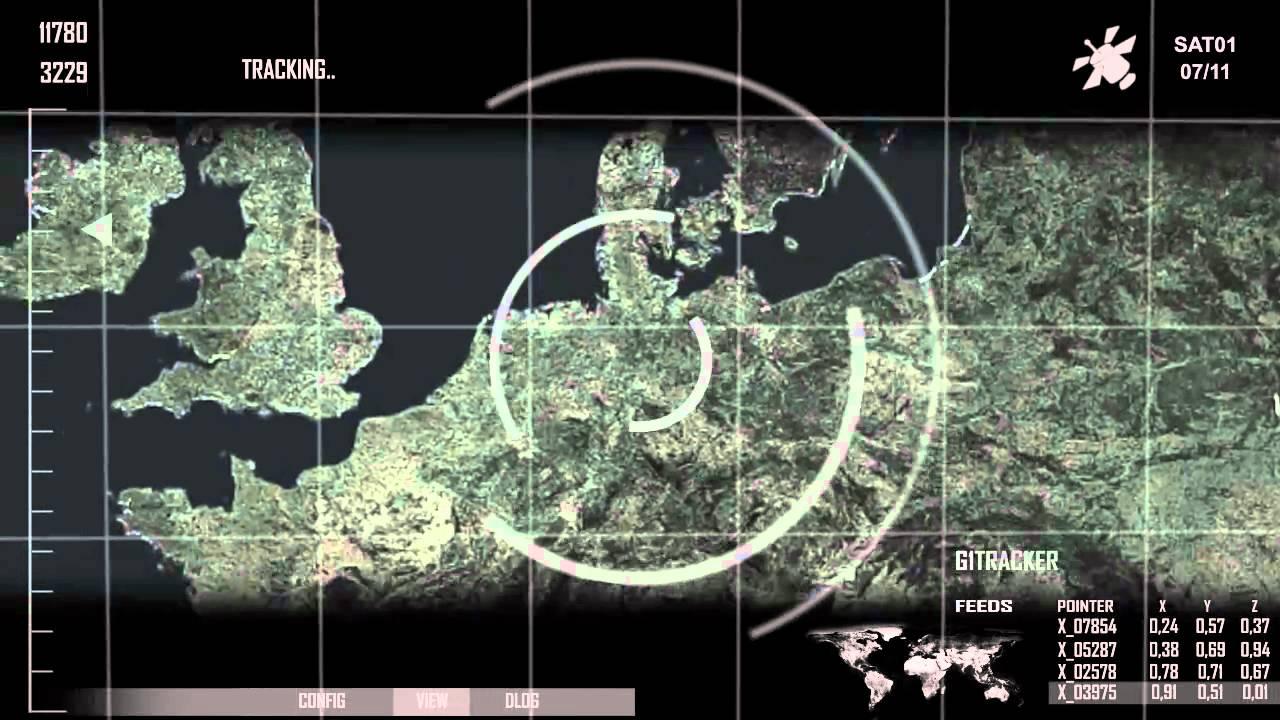 Satellite Tracking Youtube