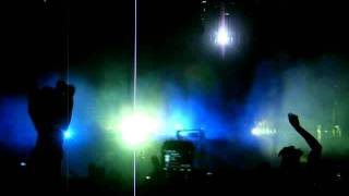 The Chemical Brothers - Leave Home/Galvanize Live@Rome 2011