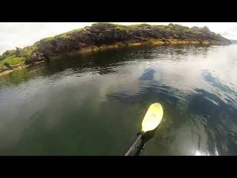 Gale Force Zero - Kayaking Oban, Summer 2014