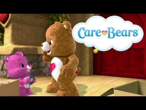 Care Bears | Tenderheart Teaches Wonderheart the History of the Care Bears!