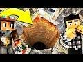 LE TROU LE PLUS GRAND DU MONDE ! | Minecraft