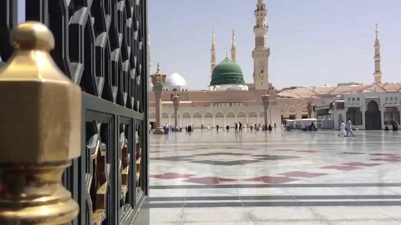 فيديو للمونتاج المسجد النبوي 6 Full Hd Youtube
