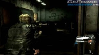 Resident Evil 6 (GeForce 210 + E6550) PC Gameplay 1 HD