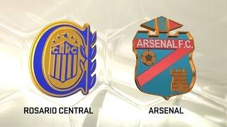 Rosario Central vs Arsenal S. full match