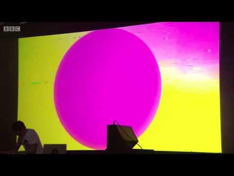 Jon Hopkins - Halo (Unreleased Track - Live at Glastonbury 2015)