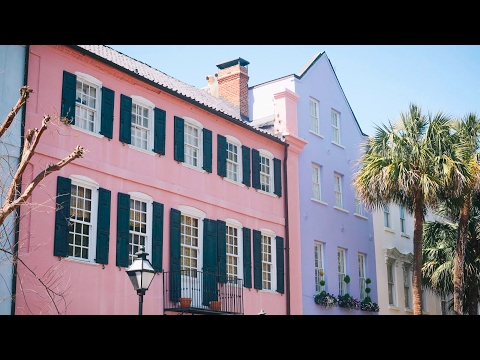 Charleston Travel Guide- Food, Places, Things to Do and More!