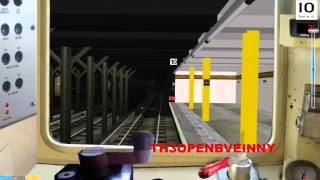Openbve R68 D Train To Bay 50th Street Part 1