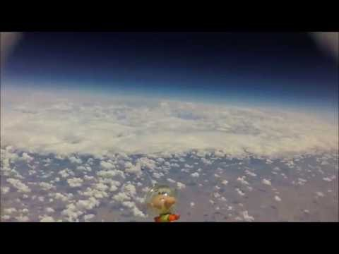 High Altitude Balloon 2 (camera H3)
