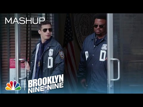 Pontiac Bandit & Jake Peralta Theme Song | Season 4 | BROOKLYN NINE-NINE