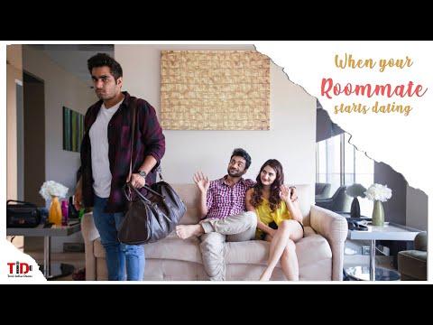 TID| When Your Roommate starts Dating| Ft. Viraj Ghelani, Chandan Anand, Vedika Bhandari
