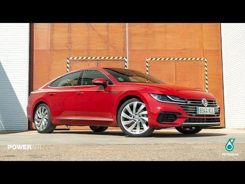 Volkswagen Arteon, escultural y versátil [PRUEBA - #POWERART] S04 - E30