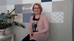 NUOTTI-valmentaja Kirsti Kinnunen Vamos Kuopio