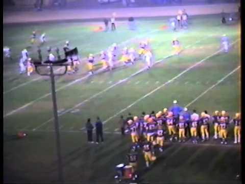 Norwalk vs La Mirada 11 3 95 OG Tape- Football Game Film