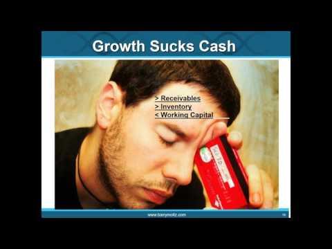 6/8/2017-  Webinar Breaking the Cash Crunch - Guest Barry Moltz