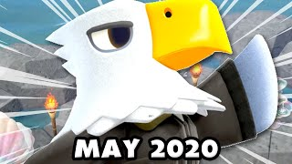 Animal Crossing: New Horizons - Funny Moments May 2020!