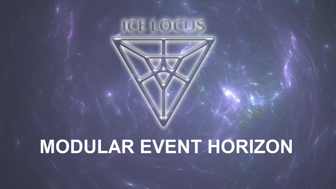 Modular Synth Event Horizon meets Fractal Space Vibes (My First Modular Track!!!)