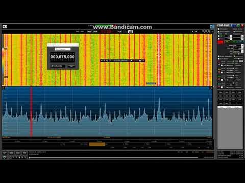 675 kHz presumed Libya - 03/02/17