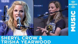 Trisha Yearwood and Sheryl Crow on The Storme Warren Show