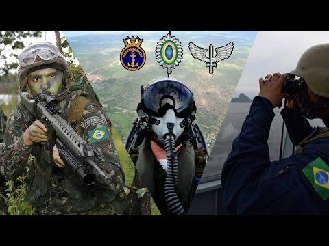 As Forças Armadas do Brasil - 1080p