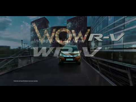Official TVC - The Honda WRV -WOW RV