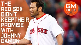 Johnny Damon remembers going to Yankees because the Red Sox weren't truthful with him
