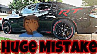 SRT Dodge Charger Bumper I Bought Was A HUGE Mistake 🤦🏾♂️🤦🏾♂️
