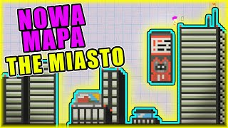 NOWA MAPA - THE MIASTO   Ultimate Chicken Horse [#118]   BLADII