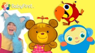 Old Macdonald and More | Music Videos | BabyFirst TV