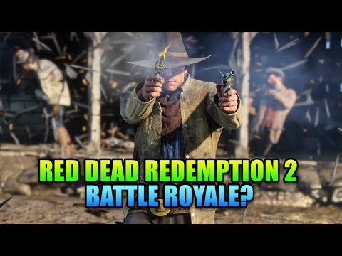 Red Dead Redemption 2: Battle Royale? - This Week in Gaming | FPS News