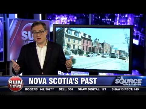 Is Nova Scotia a province of takers?