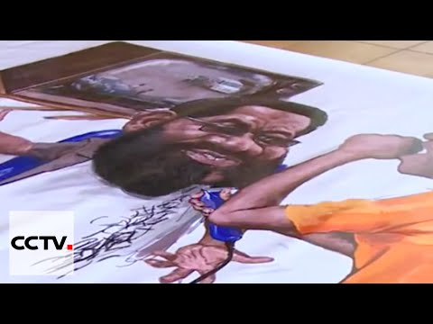 Ghana Art Exhibition: New show takes a fresh look at beauty in Accra