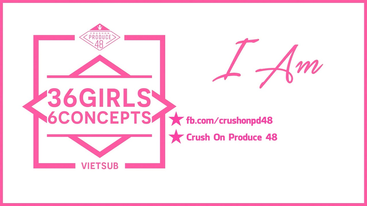 [VIETSUB] [DEMO] PRODUCE48 - Concept Evaluation Songs #1