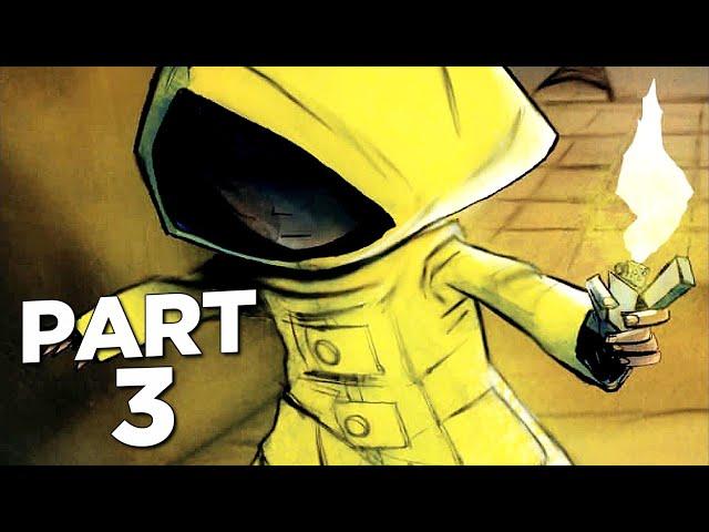LITTLE NIGHTMARES 2 Walkthrough Gameplay Part 3 - SIX (FULL GAME)