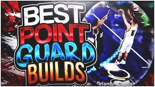 Don't waste your vc! best point guard builds in nba 2k18