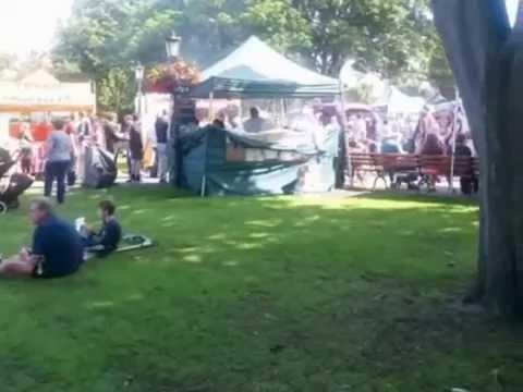 The People's Park Market (Dun Laoghaire Co. Dublin )