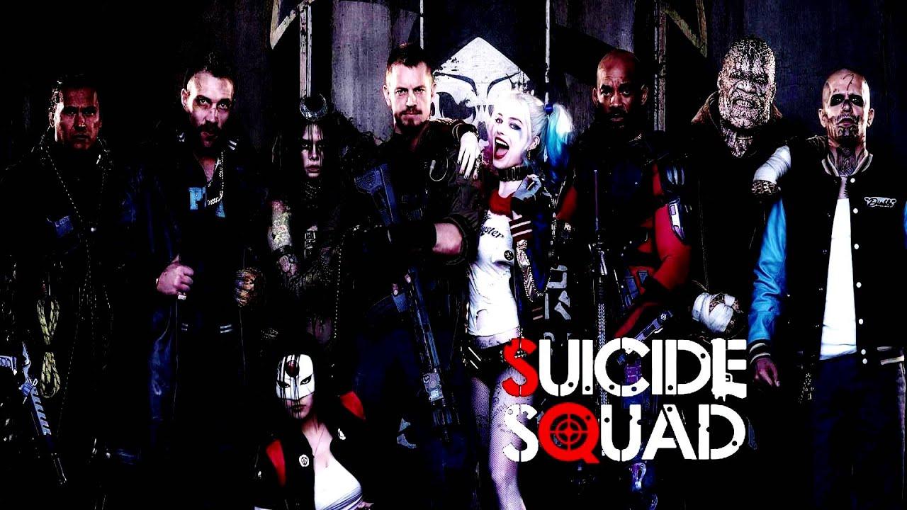 Suicide Squad - Bohemian Rhapsody(Queen) [FLAC]