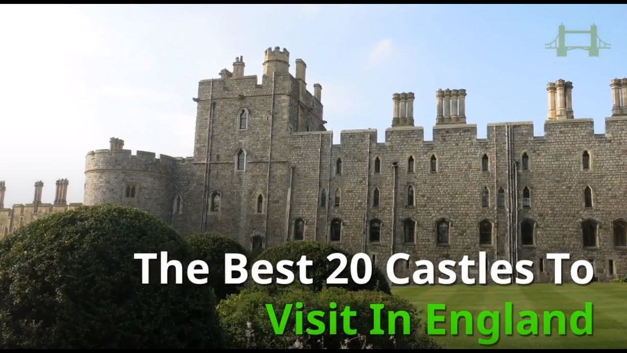 Map Of England Castles.The Best Castles In England 20 English Castles To Visit