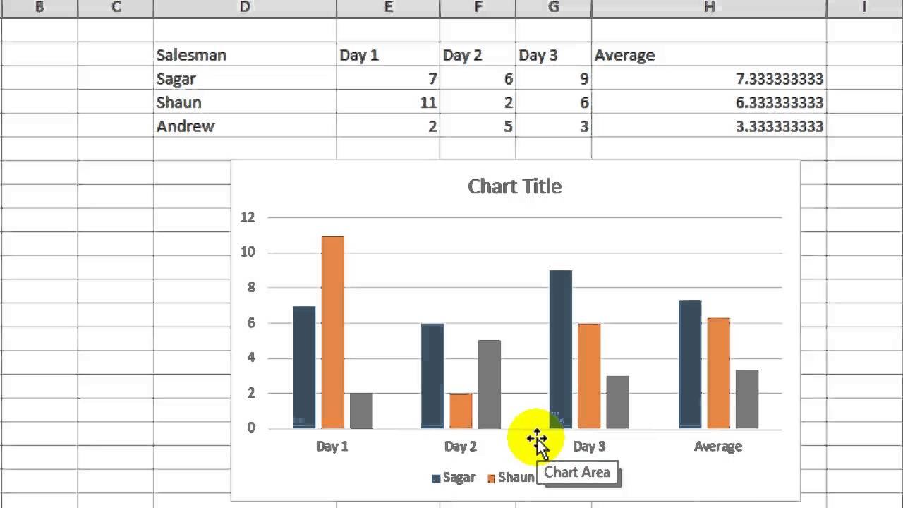How to change x axis values in microsoft excel youtube ccuart Image collections