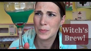 Witch's Brew! | Pinterest Drink #23 | Mamakattv