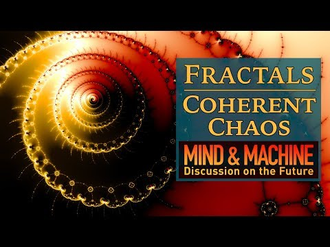 Fractals: Coherent Chaos with Anders Hjemdahl on MIND & MACHINE